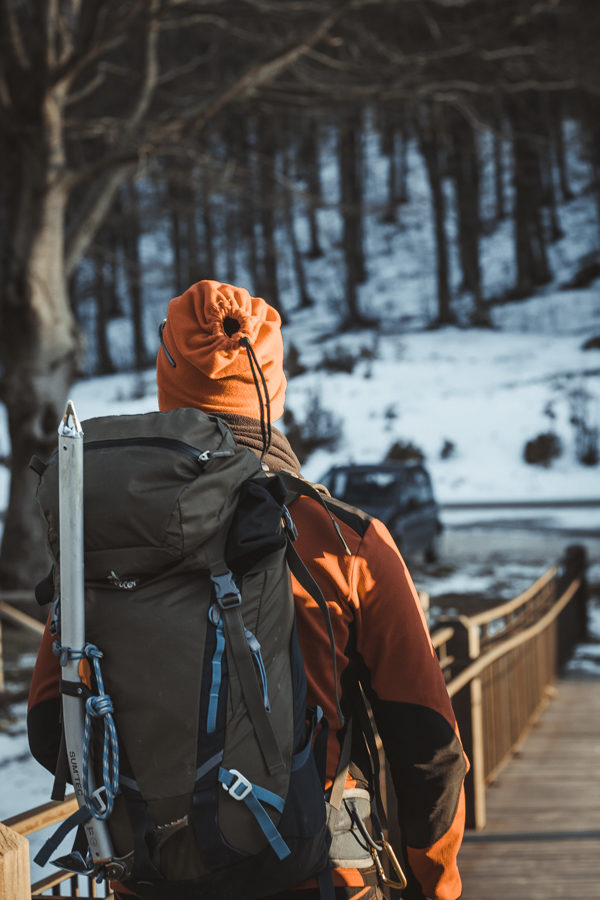 hikers-matese