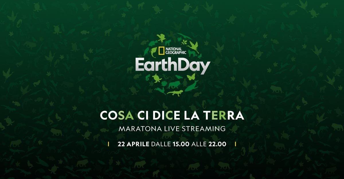 Earth Day 2020 | La diretta di national Geographic nella Giornata Mondiale della Terra